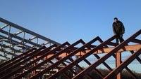 Сварочные работы с металлоконструкциями в Череповце