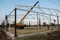 Восстановление геометрии металлоконструкций в Череповце и усиление зданий г.Череповец